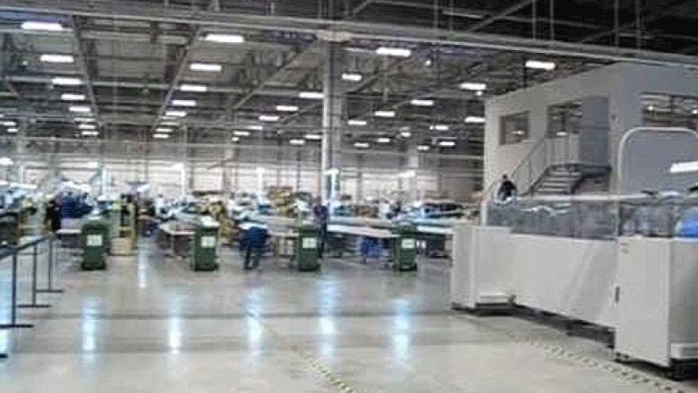 Maqedoni, rritje prej 5.2 për qind e prodhimtarisë industriale