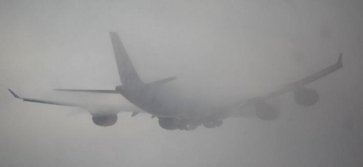Për shkak të mjegullës anulohen disa fluturime në aeroportin e Ohrit