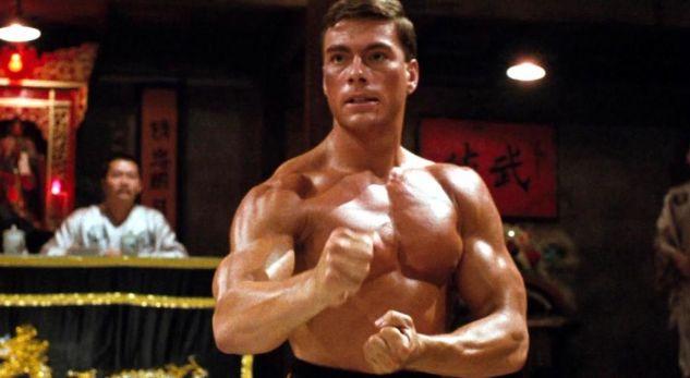 Kur Van Damme kënaqi zemrat e të gjithëve me rolin e një shqiptari
