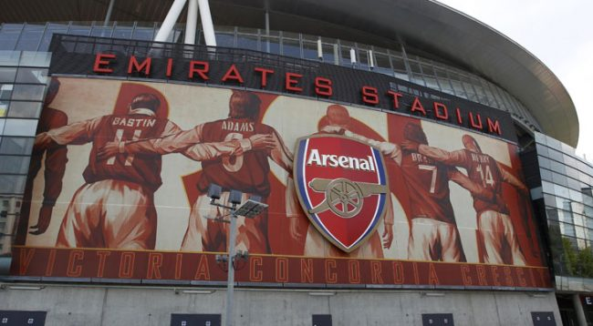 Arsenal me transferim befasues në janar
