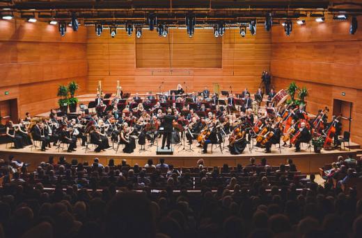 Simfonia e nëntë e Betovenit në koncertin e Filarmonisë