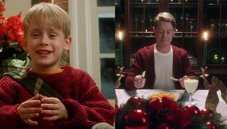 """Pas 30 vitesh nga filmi """"I vetëm në shtëpi"""" aktori 38-vjeçar rikrijon personazhin ikon KEVIN"""