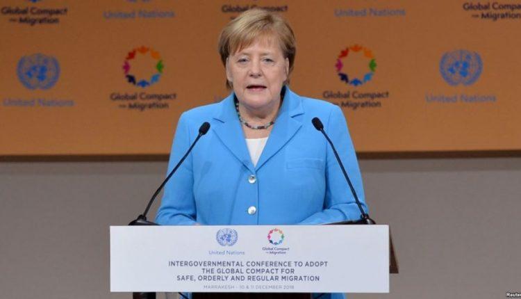 Merkel: Gjermania do të kërkojë më shumë rol në çështjet globale