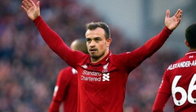Shaqiri bën deklaratën e fundvitit për Liverpool-in
