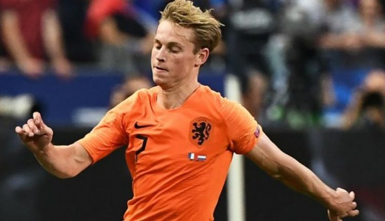 Kjo është marrëveshja e PSG me Frenkie de Jong