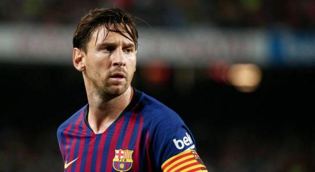 Gazeta me bazë në Madrid: Messi s'i ka shënuar 400 gola