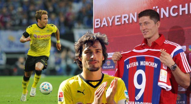 Bayerni nuk do të mundë t'ia rrëmbejë më lojtarët Dortmundit