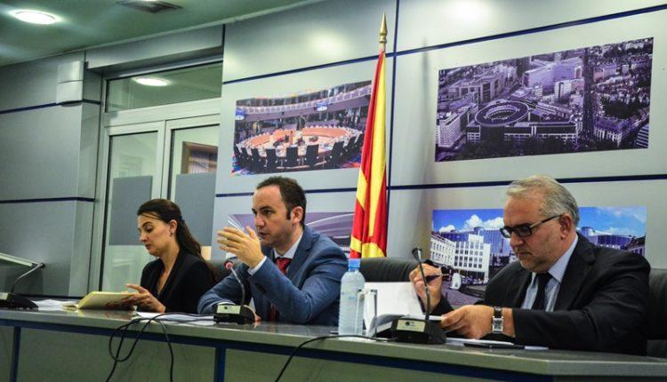 Integrimet Evropiane të Maqedonisë, sot do të mbahet takimi i Komitetit të Punës