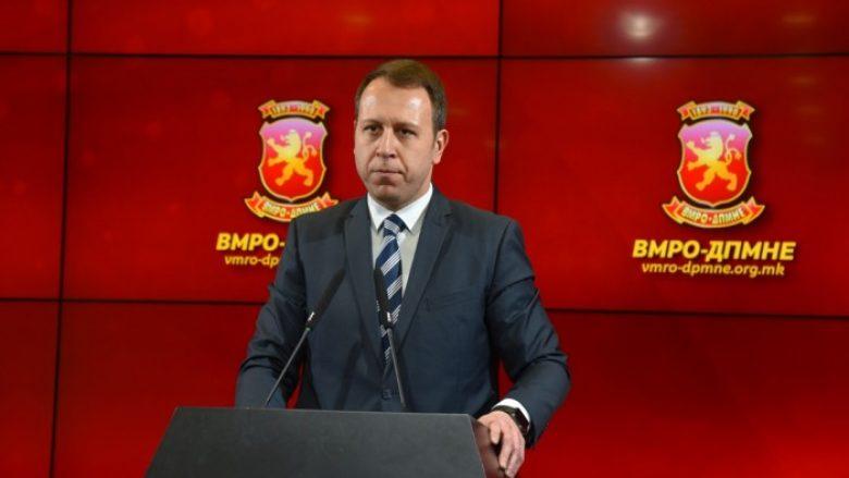 Janushev: Dalja nga Kuvendi, opsion i hapur