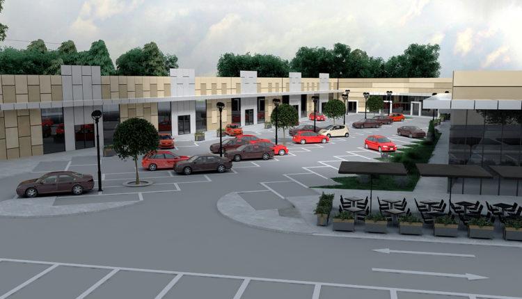 Retail Park i parë në Shkup (FOTO)