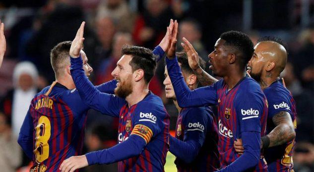 Barcelona mund të transferojë një sulmues sot