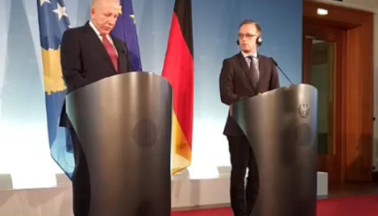 Behgjet Pacolli: Gjermania mbështetëse e fuqishme e Kosovës, jemi të përgatitur për investitorë të huaj
