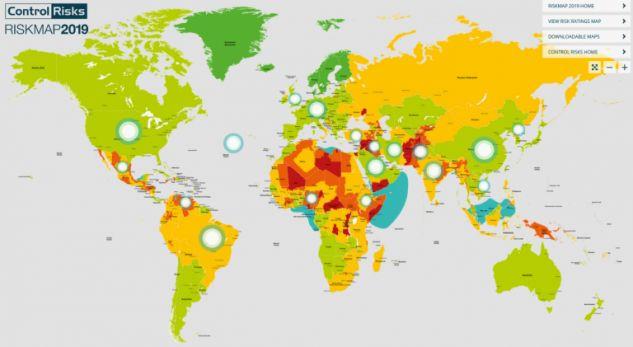 Siguria?! Sa rrezikshmëri ka Shqipëria