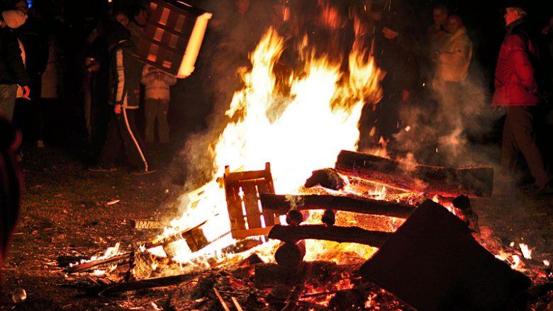 Bashkia e Shkupit: Të mos ndizen zjarre në pjesë të hapura