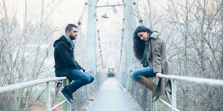 Pse lidhjet më të mira janë ato mes dy personave me zemër të thyer!