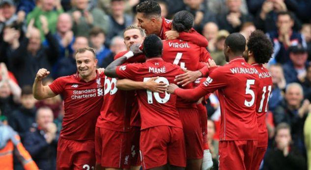 Liverpooli me rekord të ri