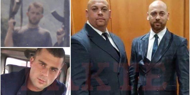 Këta janë policët që sulmuan kolegët e tyre në Shuto Orizare të Shkupit?