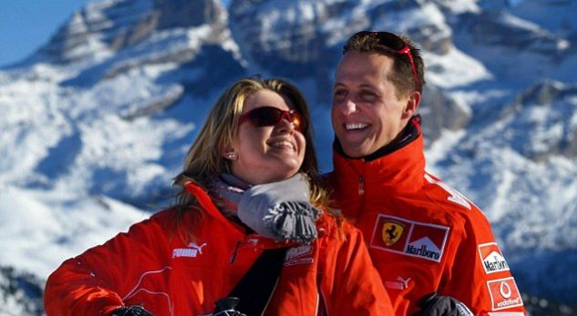 Menaxherja jep lajm të rëndësishëm për Schumacherin