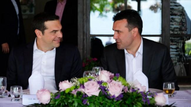 """""""Maqedonia e Veriut e çon në votë mosbesimi qeverinë greke"""""""