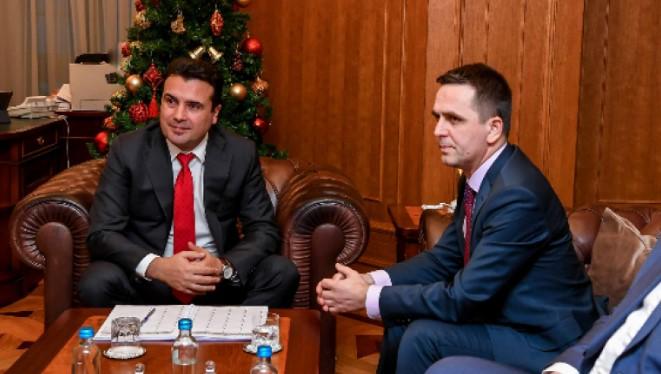 Hoxha: Ende s'ka marrëveshje Besa – Zaev, por kjo nuk nënkupton se procesi është bllokuar