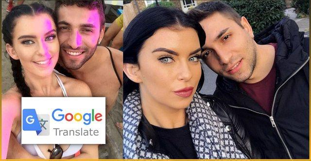 Të njihesh pa thënë asnjë fjalë, historia e çiftit italo-anglez që u dashuruan falë Google Translate