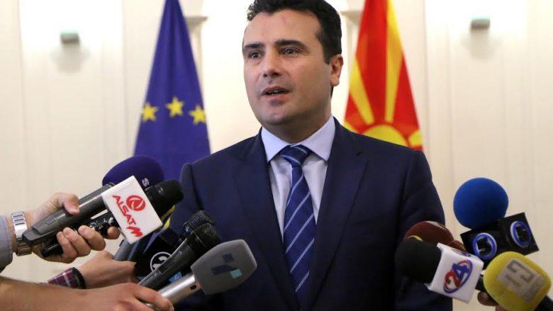 Zaev: Akoma debatohet për zgjedhje të parakohshme, mund të ketë kandidat konsensual për president