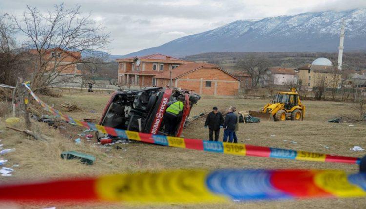 Koordinim ndërinstitucional për vërtetimin e shkaqeve për aksidentin e autobusit