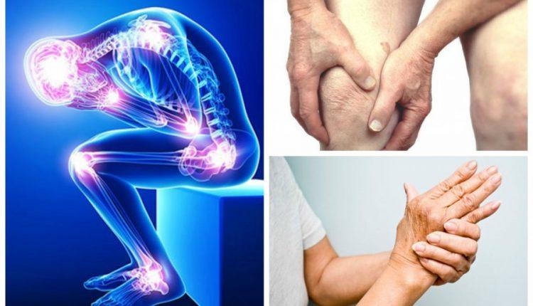 Vuani nga artriti? Ja lëngu që ju zgjidh problemin