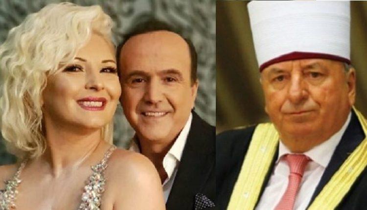 Sulejman Rexhepi feston ditelindjen me muzike live me Naimin dhe Mihrijen (VIDEO)