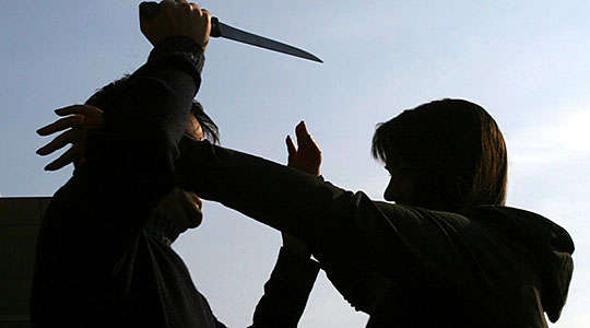 Gostivar, 41 vjeçari ia ngulën thikën në krah 35 vjeçarit