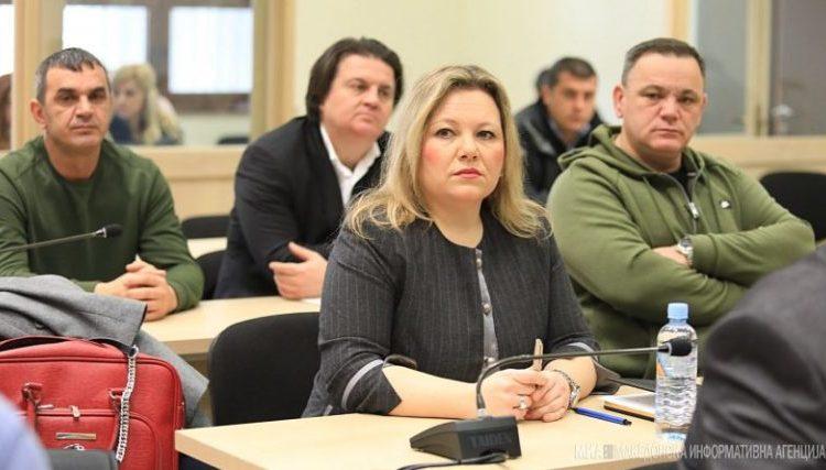"""I pandehuri ish kryetari Toni Trajkovski prezanton prova për rastin """"TNT"""""""