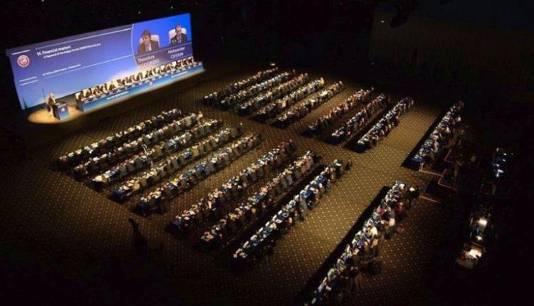 Kreu i FSHF-së, Duka zgjidhet në Komitetin Ekzekutiv të UEFA-s