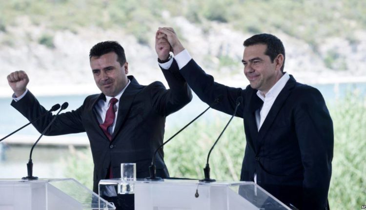 Vjen nomini i dytë për çmimin Nobel, për Kryemnistrin Zoran Zaev dhe Aleksis Cipras