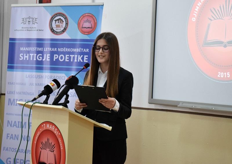 """Në Tetovë u mbajt Edicioni III i Manifestimit letrat ndërkombëtar """"Shtigje poetike"""""""