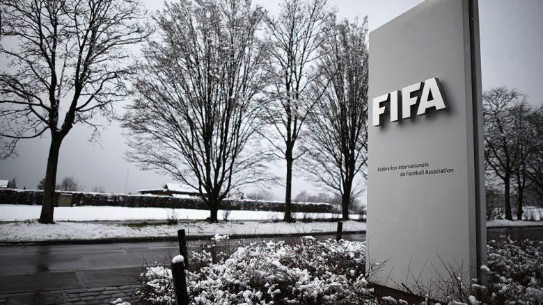FIFA thyen rekordin, ka rezerva 2.7 miliardë dollarë