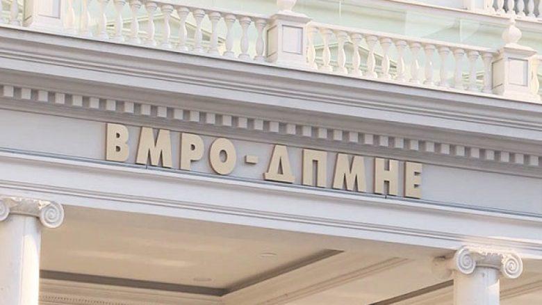 OBRM-PDUKM: Duhet të kthehet qeverisja e së drejtës në Maqedoni
