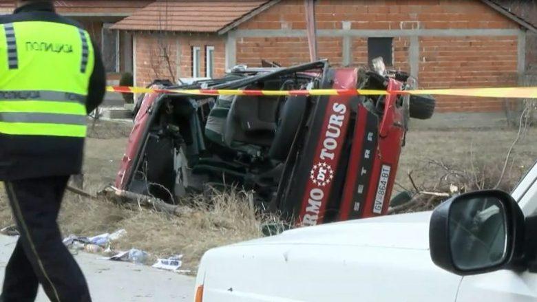 Prokuroria jep detaje për aksidentin në Llaskarcë: Shoferi ka tejkaluar shpejtësinë (Video)