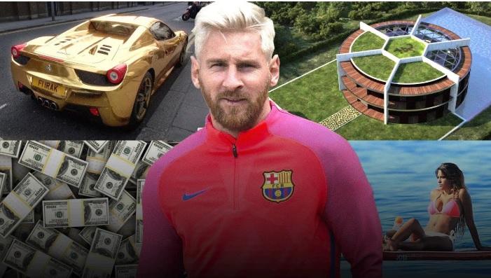"""Njihuni me pasurinë """"marramendëse"""" të Messit, nuk do ta besoni sa fiton për një orë"""