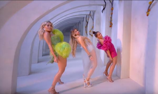 Rita në bashkëpunim me këngëtaret latine, publikohet videoklipi