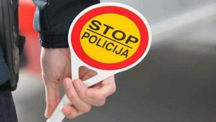 Shkup, dënohen 41 shoferë pasi vozisnin shpejtë
