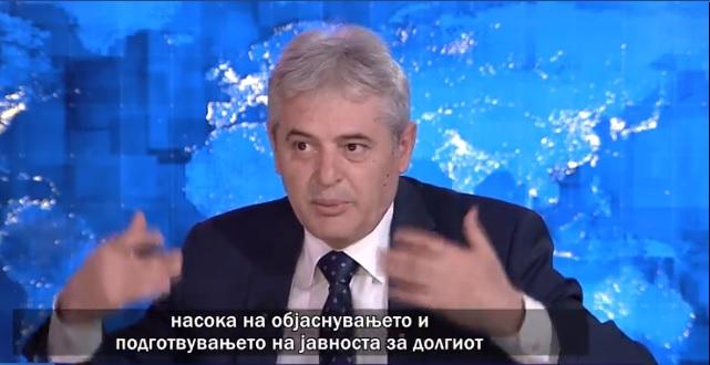 Ali Ahmeti: Unë ofrova kandidat të përbashkët shqiptar, Ziadini dhe Bilalli e refuzuan me përbuzje