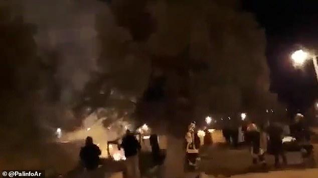 Xhamia e shenjtë Al-Aqsa po digjej në të njëjtën kohë me katedralen në Paris (VIDEO)