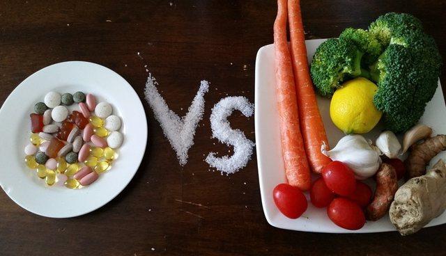 Rastet kur një person duhet të marrë patjetër suplemente e vitamina, sepse ushqimi nuk mjafton (dhe e anasjellta)