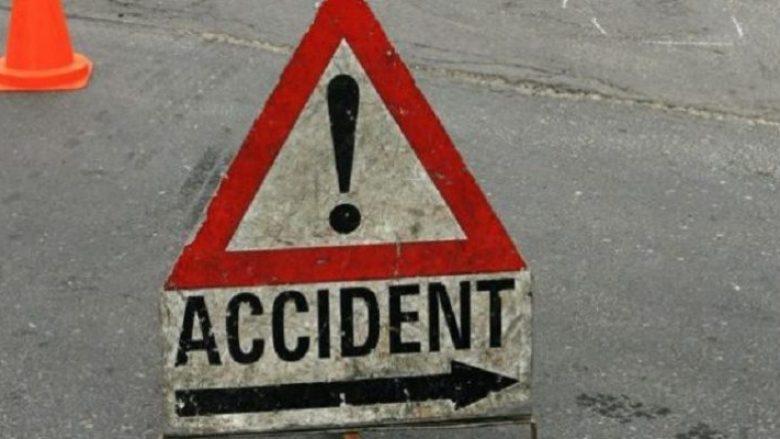 Aksident i rëndë trafiku në rrugën Tetovë-Strimnicë