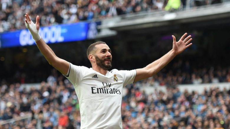 Real Madrid 3-0 Bilbao: Notat e lojtarëve, Benzema ylli i ndeshjes