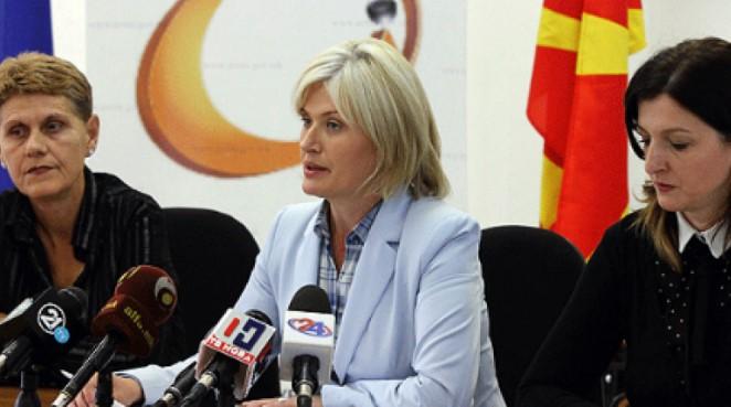 Jovanovska: Popullata në Maqedoni nuk dëshiron të punojë as nuk kërkon punë