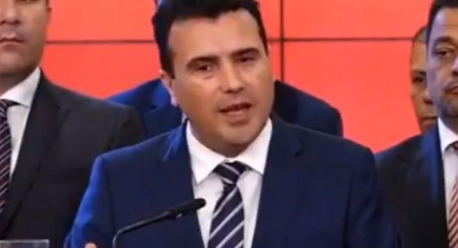 Zaev kërkon votat e shqiptarëve, shpreson në fitore në rrethin e dytë