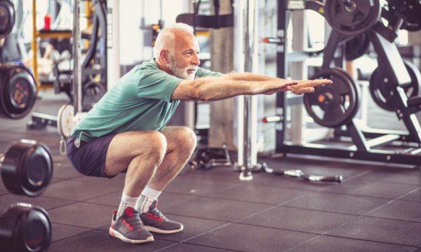Njerëzit me muskuj të fuqishëm jetojnë më gjatë