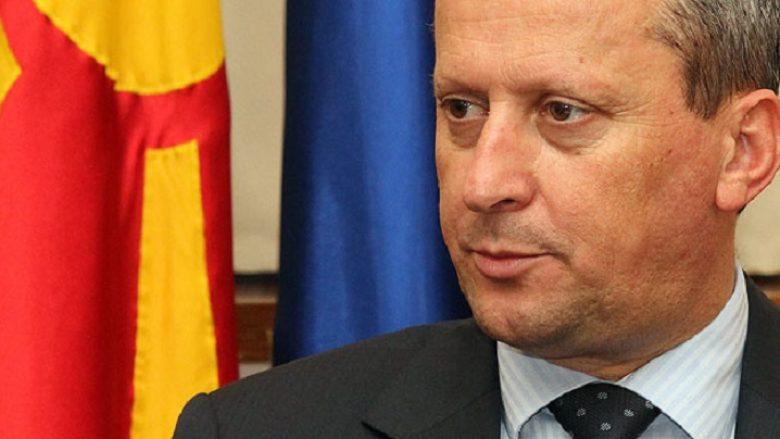 Veljanoski merret në pyetje në Prokurorinë për Krimin e Organizuar
