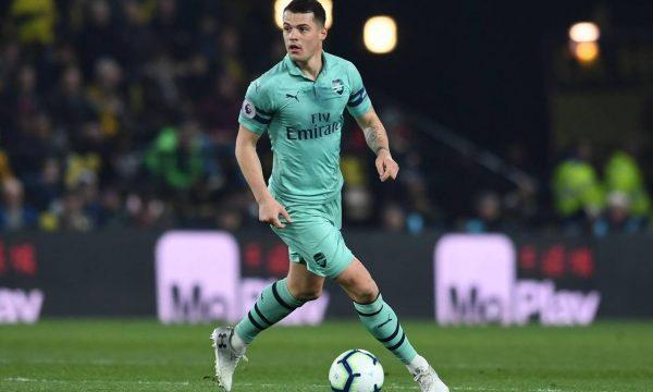 Granit Xhaka e sakrifikon Europa Leaguen për Top 4 në Premierligë